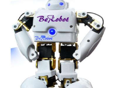【極趣】可程式人工智慧教育型機器人BeRobot