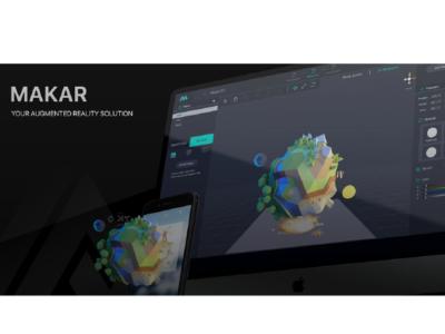 【米菲多媒體】碼卡 MAKAR, AR/VR 編輯軟體平台