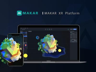 【米菲多媒體】碼卡 MAKAR, XR 平台