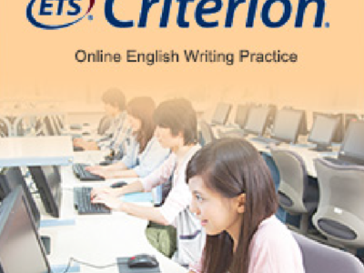 【CHUN SHIN】Criterion® Online Writing Evaluation
