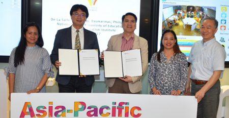 菲律賓De La Salle University加入國際教育創新聯盟