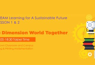 Create a Three Dimension World Together